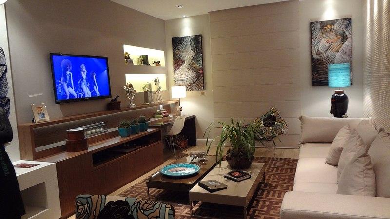 TV Room Setup
