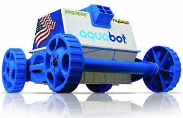 Aquabot Robotic Pool Filter (Hybrid)