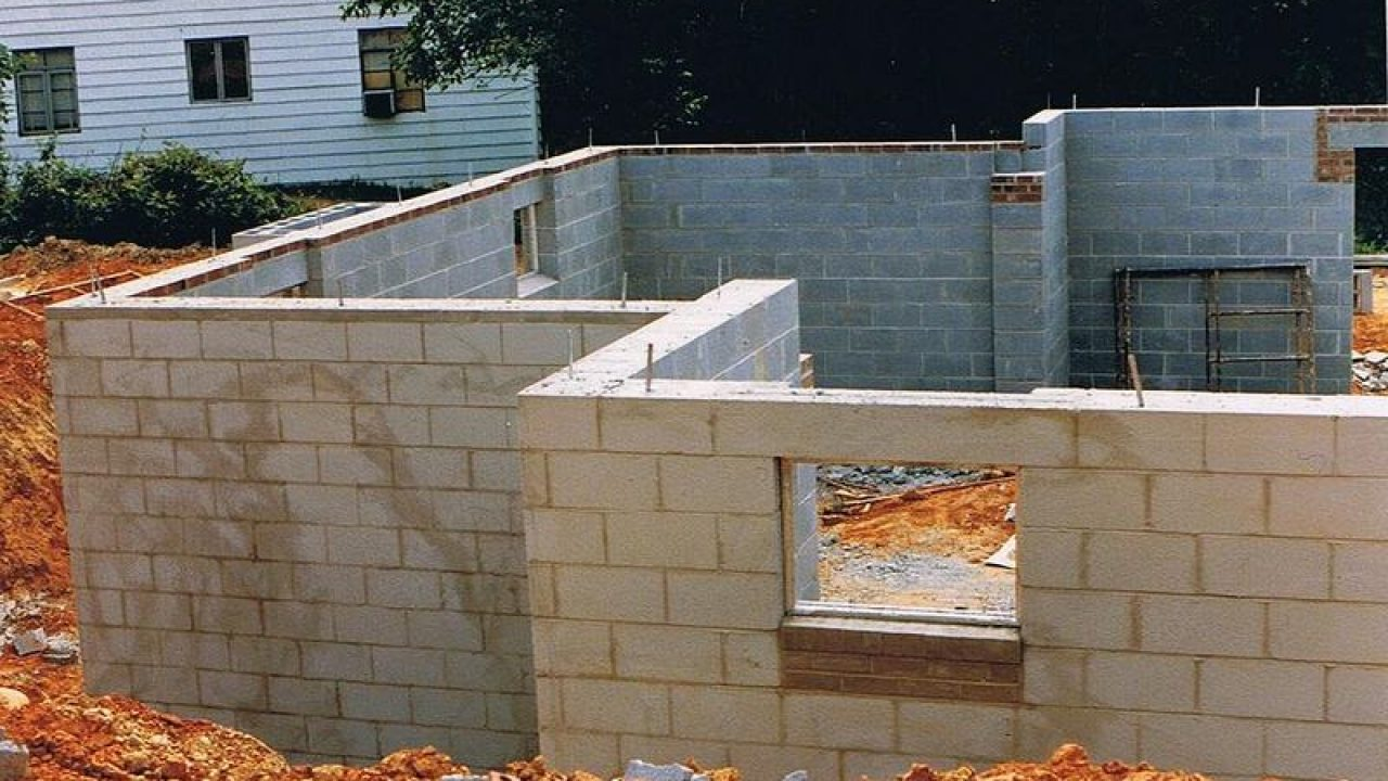 Image of: How To Finish A Basement With Poured Concrete Walls Housesumo Com