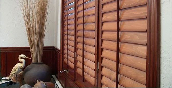 Plantation Shutter - How to Install Interior Shutters on Your Windows