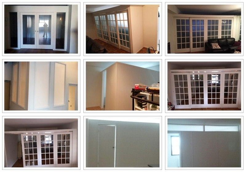 Various Considerations before Installing Customized Temporary Walls