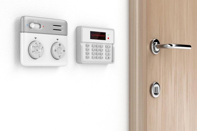 Install Burglar Alarms