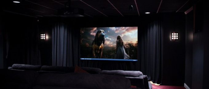 How to Create a Home Theater Room
