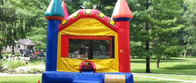 Bounce House Parties – Why do Most Children Love It?