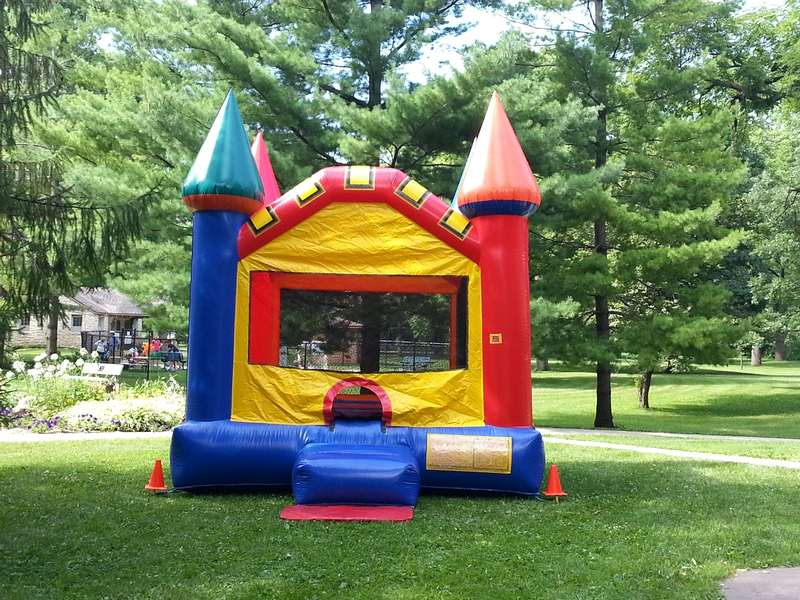Bounce House Parties – Why do Most Children Love It