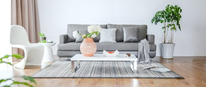 7 Types of Rugs to use for Living Room Interior Design