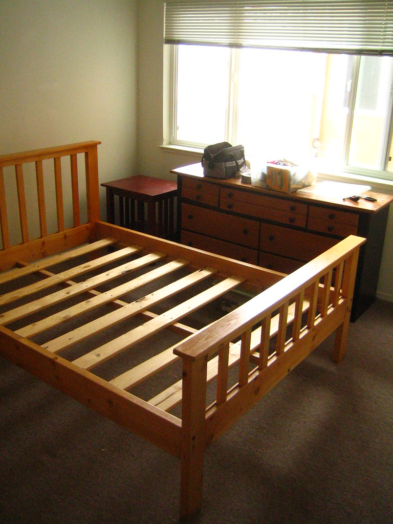 How To Put Together A Bed Frame