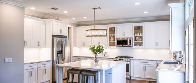 How to Blend Appliance Shape & Color with Your Household Interior