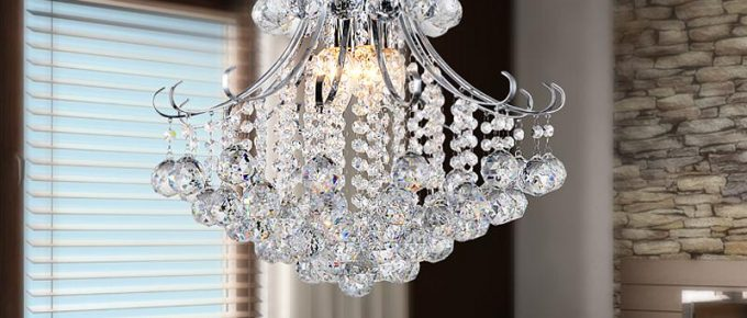 Tips for Choosing the Crystal Chandelier