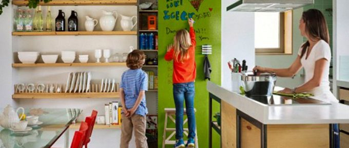 How Can Glass Writing Boards Be Useful in Kitchen?
