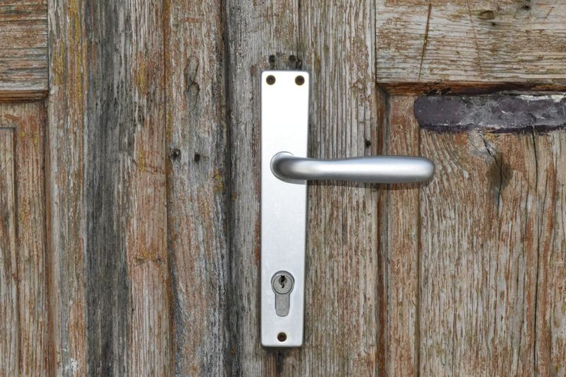 image - Replacing an Old Door into a New and Classic Design - Things to Remember