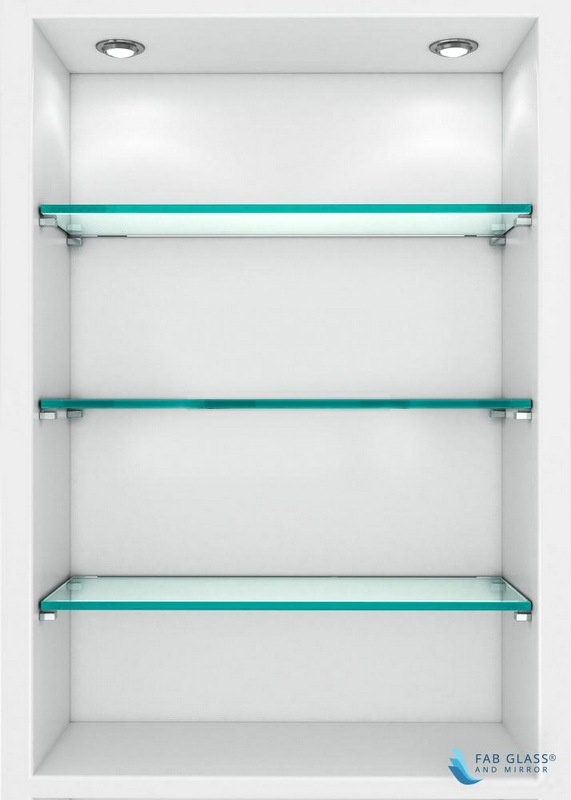 image - Glass Shelves for Cabinets