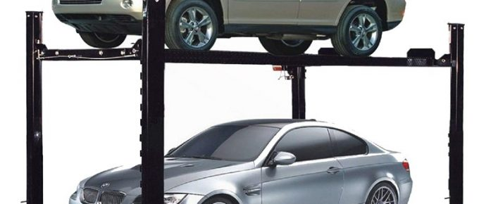 Types of Residential Garage Car Lifts and Their Benefits