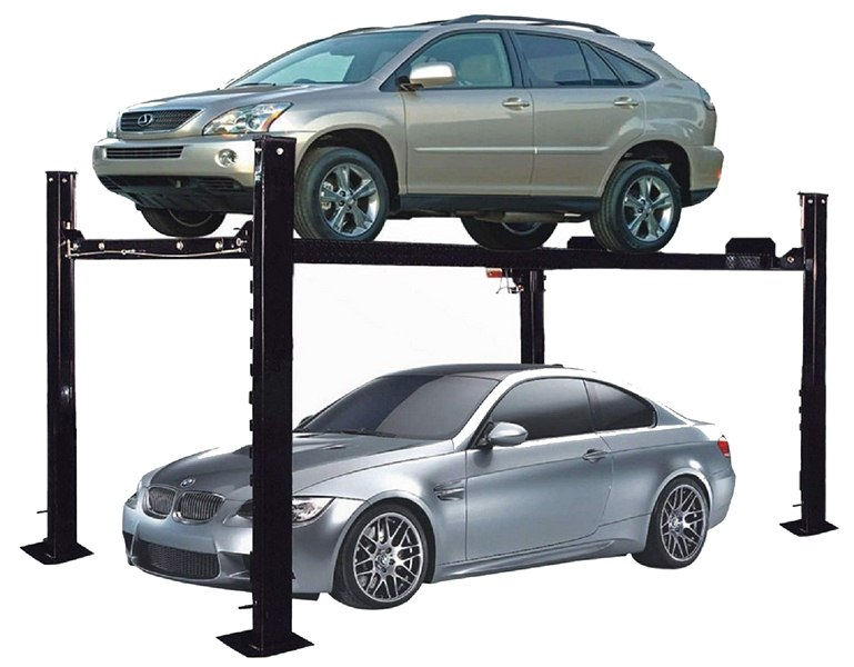 image - Types of Residential Garage Car Lifts and Their Benefits