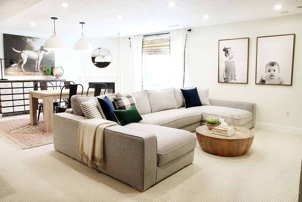 image - How to Pick Perfect Couches for Your Basement