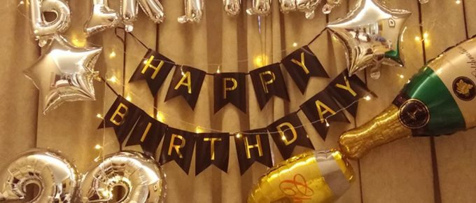 Birthday Celebration Ideas for Boyfriend