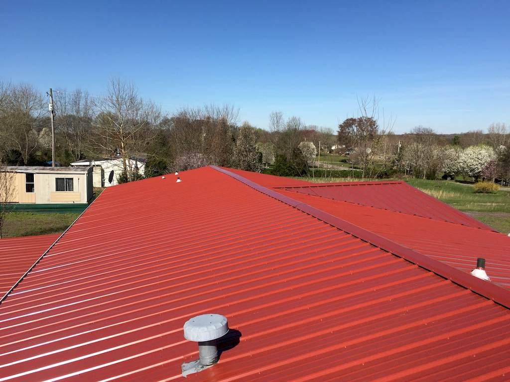 image - Metal Roofing