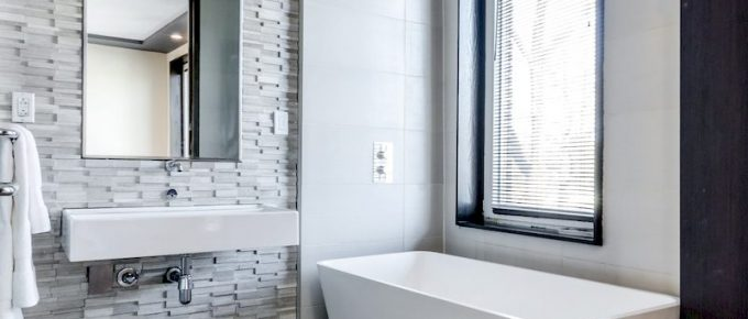 8 Simple Space-Saving Tips for Small Bathrooms