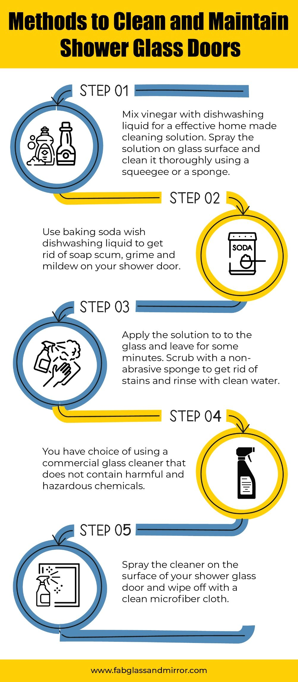 image - Tips to Maintain Glass Shower Doors to Keep Them Clean