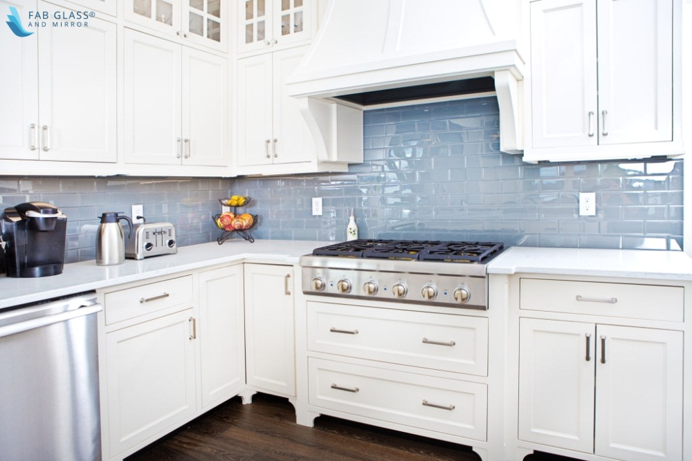 image - Types of Glass Backsplash to Use in the Kitchen
