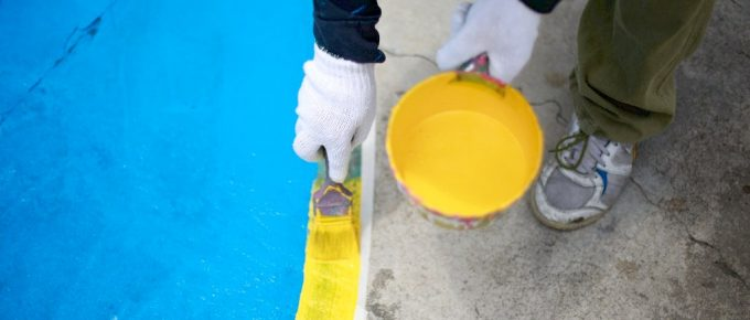 How to Paint Indoor Concrete Floors?