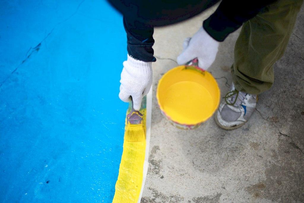 image - How to Paint Indoor Concrete Floors