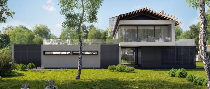 What Does a Modern Exterior Design for Your Home Look Like