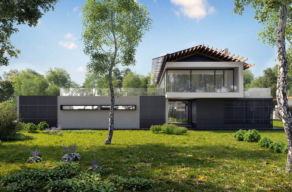 image - What Does a Modern Exterior Design for Your Home Look Like