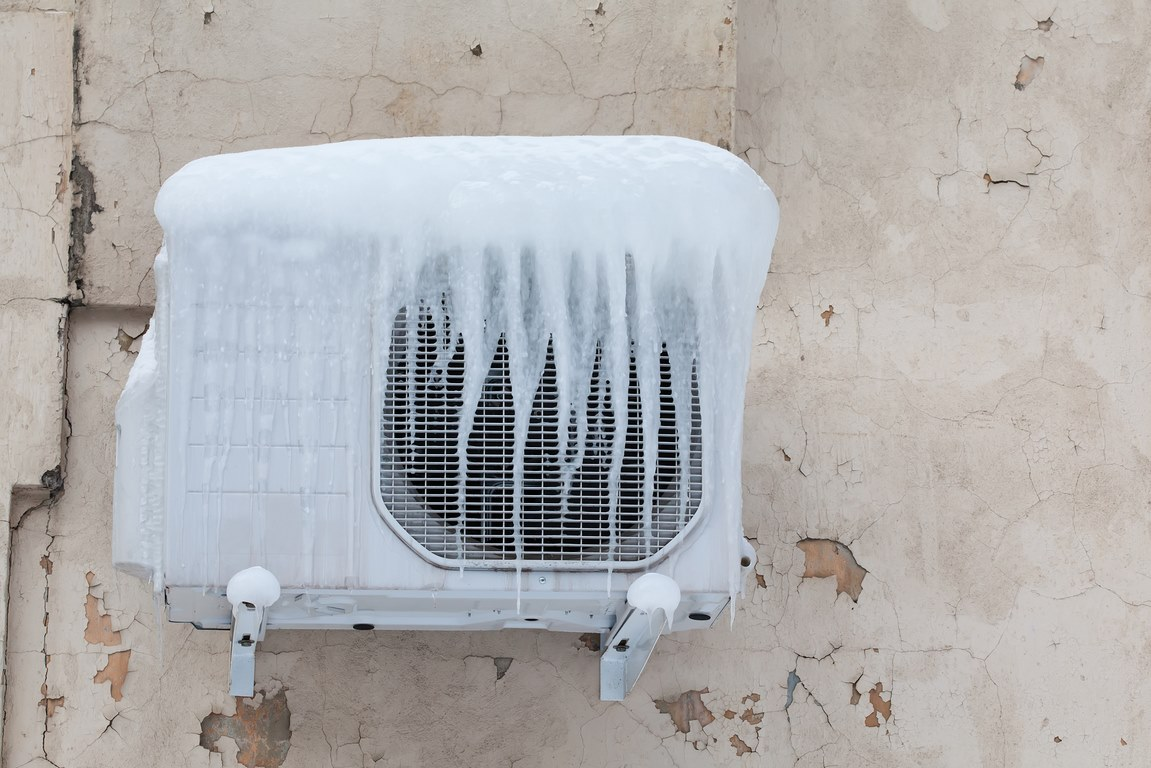 image - AC Freezing Up - Causes and Solutions
