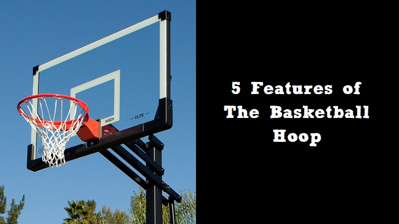 image - 5 Features of The Basketball Hoop