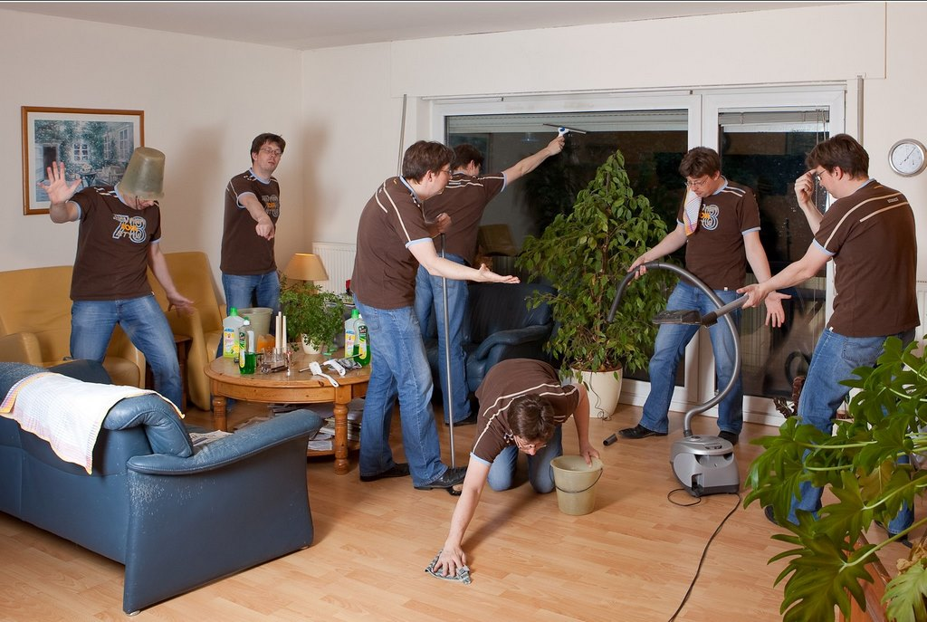 image - How to Clean Your House In 30 Minutes