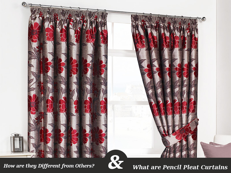 image - What are Pencil Pleat Curtains & How are they Different from Others