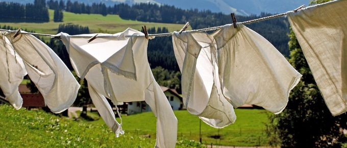 How Do You Dry Clothes in a Small Space?