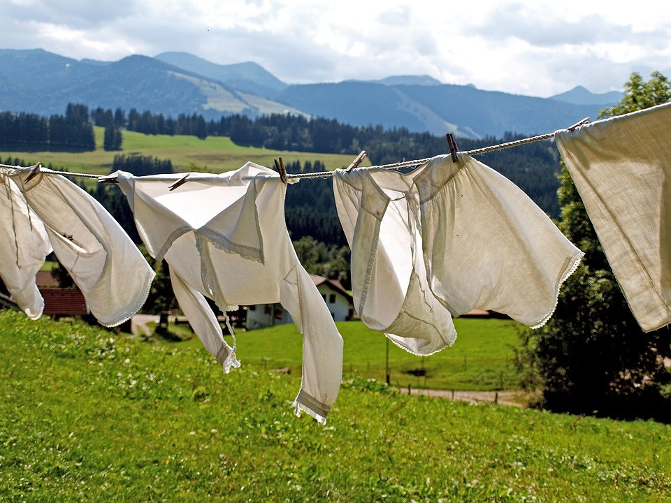 image - How Do You Dry Clothes in a Small Space