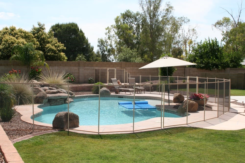 image - Summer DIY Project - Pool Safety Fence