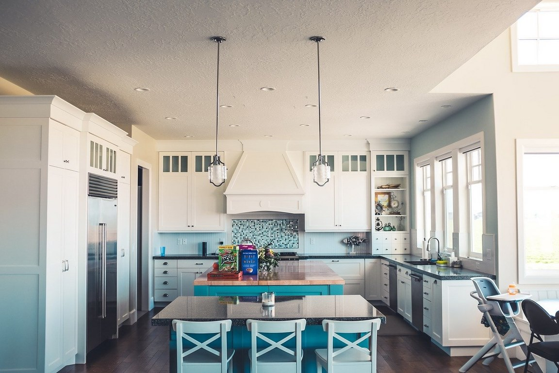image - The Advantages of Freestanding Kitchen Cabinets
