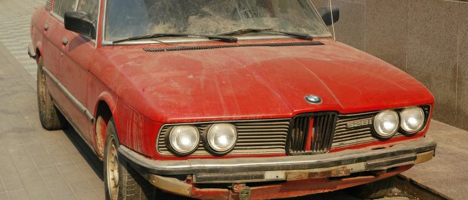 What to Do With Your Old Car