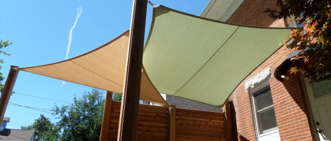 5 Benefits of Commercial Shade Sails