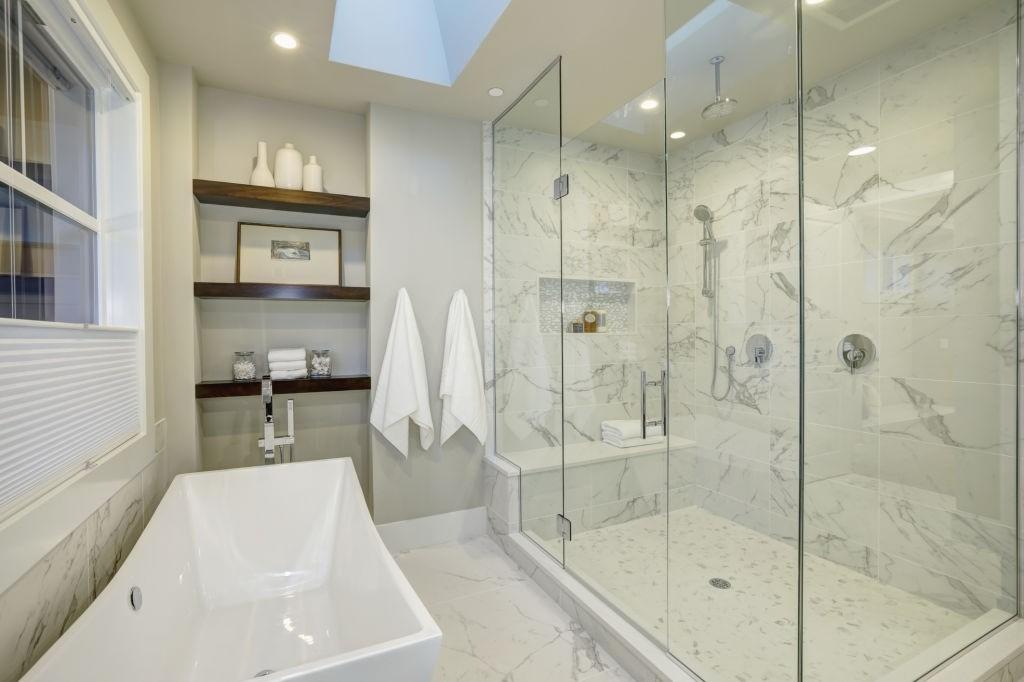 image - Bigger Bathroom Feel
