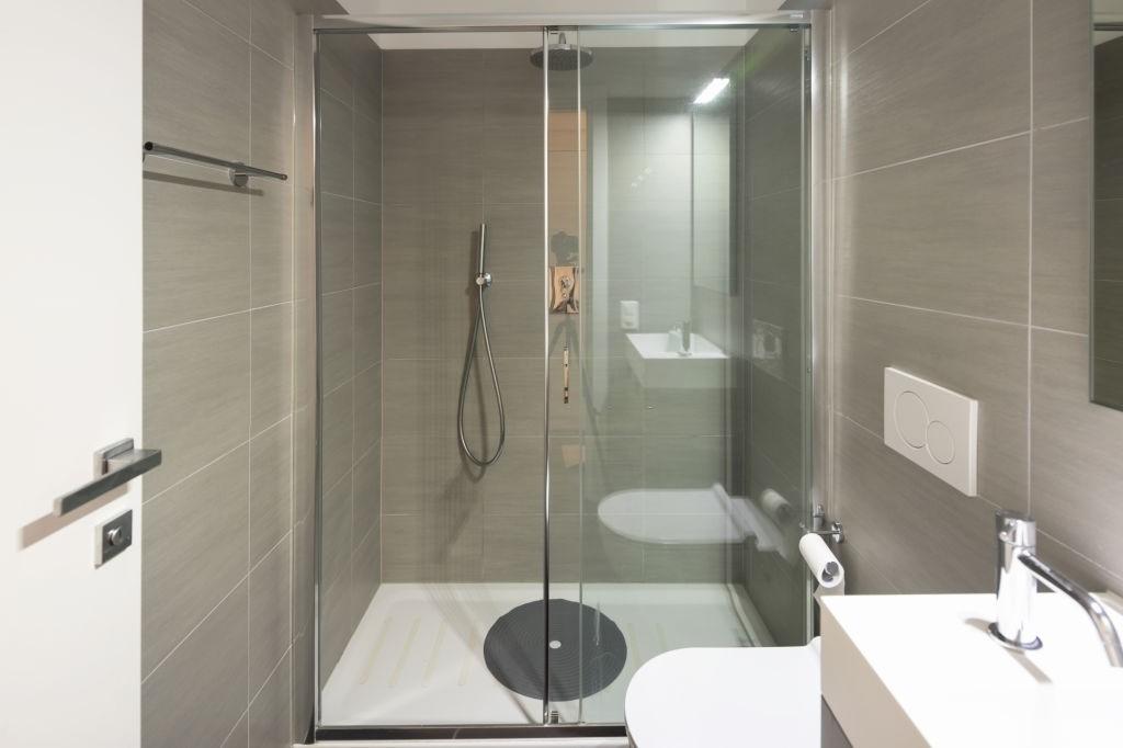 image - Sliding Glass Shower Doors