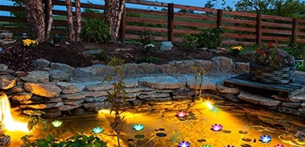 How to Install Underwater Pond Lights
