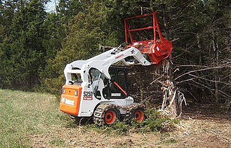 Benefits of Caterpillar Skid Steer Attachment