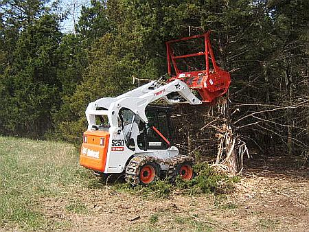image - Benefits of Caterpillar Skid Steer Attachment