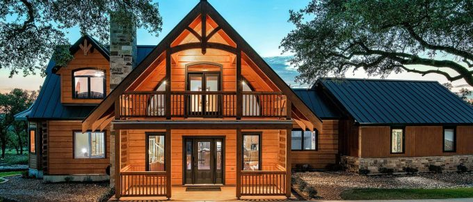 5 Benefits of Mountain Ridge Handcrafted Log Homes and Log Cabins