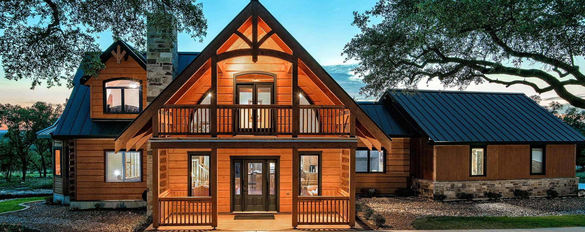 image  - 5 Benefits of Mountain Ridge Handcrafted Log Homes and Log Cabins