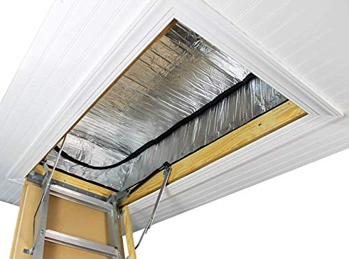 image - How to Install Attic Stair Insulation Cover
