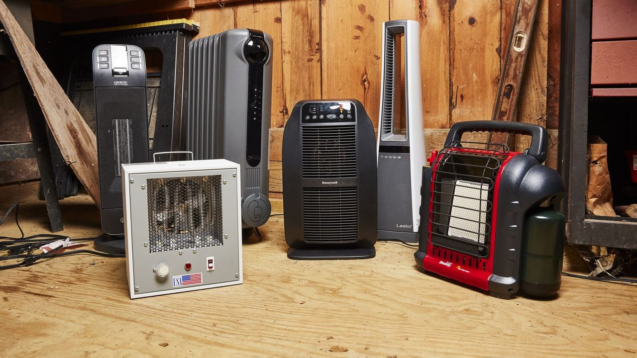 image - Energy-Efficient Space Heater