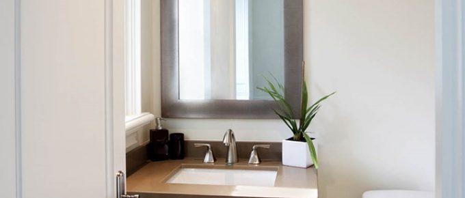 Free Standing Vanities for Small Bathroom Designs