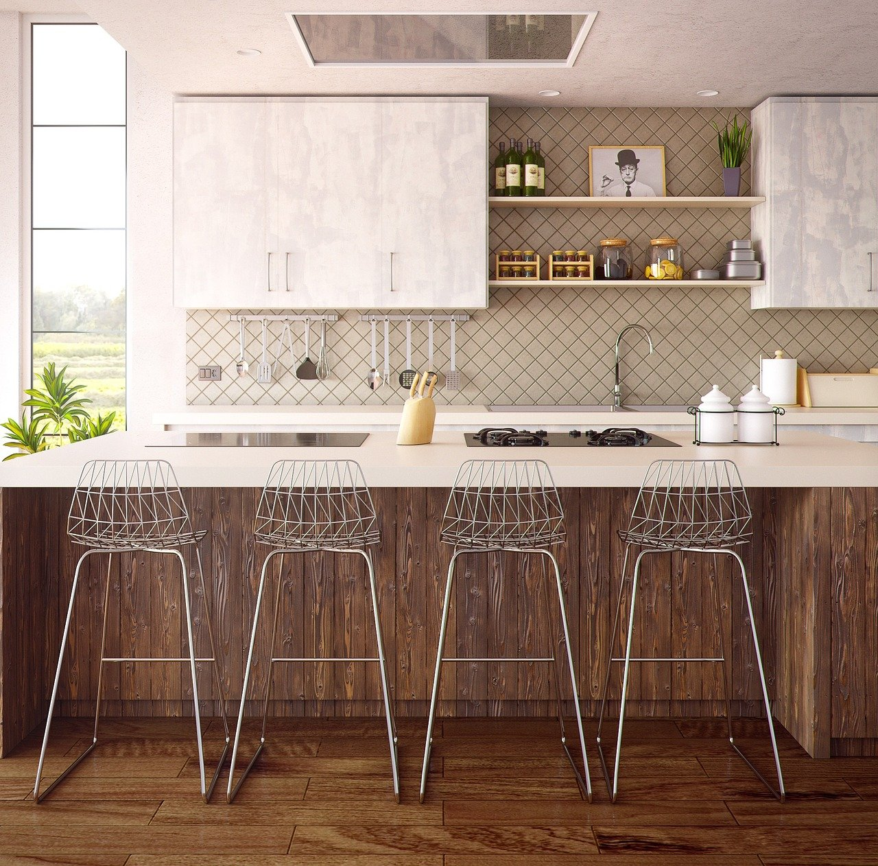 image - Simple Home Ideas that Will Make Your Kitchen Livelier