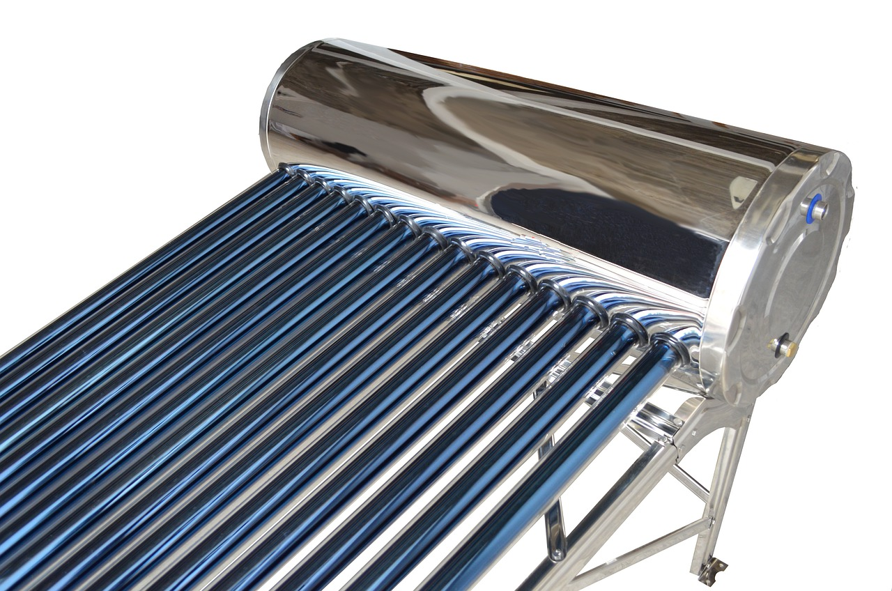 image - The Basics of Solar Water Heating Systems